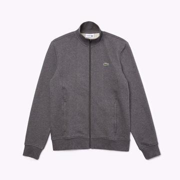 Lacoste sweatshirt m/lynlås