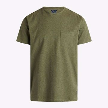 Signal T-shirt m/brystlomme